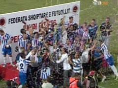 Tirana fiton Superkupen